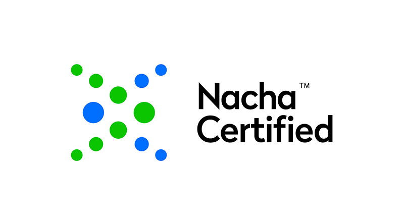Secure Payment Systems Awarded Nacha Certified Status
